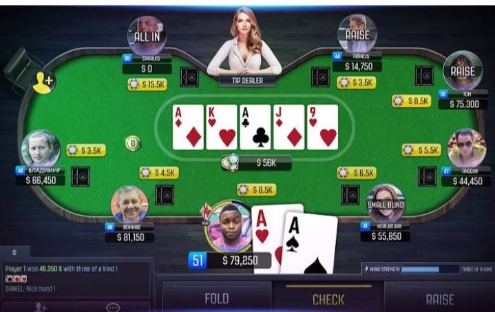 Cara mainnya Penjudi Profesional pada judi Poker Online